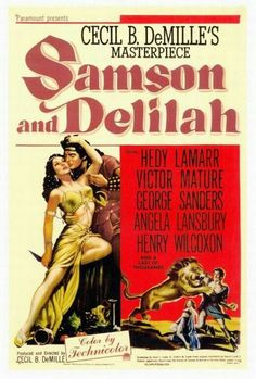 Samson and Delilah (1949).