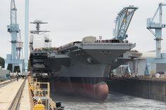 "Why John McCain called this $13 billion aircraft carrier a ""spectacular"" debacle - The Washington Post"