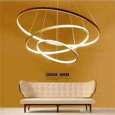 free shipping, $73.12/piece:buy wholesale  modern circular ring pendant lights 3/2/1 circle rings acrylic aluminum body led lighting ceiling lamp fixtures for living room dining room  on sunway168's Store from DHgate.com, get worldwide delivery and buyer protection service.