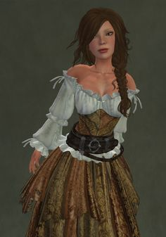 medieval tavern wench - Google Search