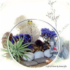 My Fairy Garden Terrarium™ Lavender Surprise by AGiftofNature