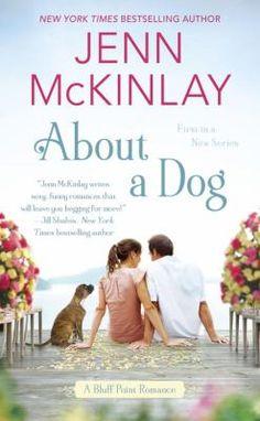 About a dog by Jenn McKinlay.