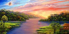 David Artavia Art Paintings