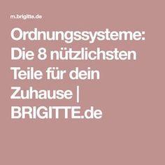 Ordnungssysteme: Die 8 nützlichsten Teile für dein Zuhause   BRIGITTE.de