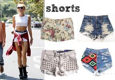 """shorts verano"" by valeriabogota on Polyvore"