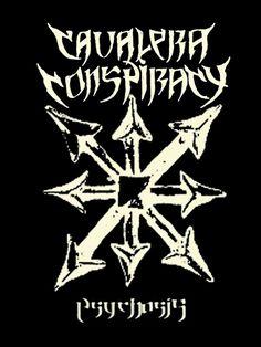 CAVALERA CONSPIRACY-Psychosis