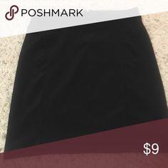 Forever 21 pencil skirt Black pencil skirt Forever 21 Skirts Pencil