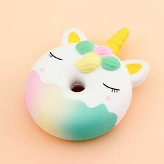 Ikuurani Fantasy Unicorn Donut Squishy My youngsters have been asking me the way to make selfmade squishies for ages. and never simply any maintain selfmade squishies however SLOW RISING Homeamde Squishies. Homemade Squishies, Silly Squishies, Animal Squishies, Unicorn Donut, Unicorn Gifts, Unicorn Party, Fimo Kawaii, Kawaii Plush, Squishy Kawaii