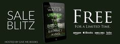 Ogitchida Kwe's Book Blog : Sale Blitz for Water Under the Bridge by Britney K...