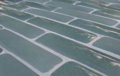 crush recycled glass tile for kitchen backsplashes