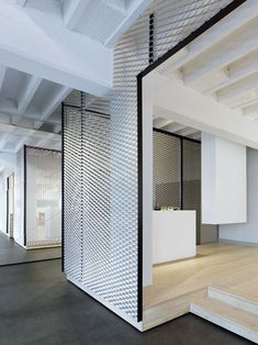 Gallery of Movet Office Loft Interior Design / Studio Alexander Fehre – 2 - All For Decorations Loft Interior Design, Showroom Design, Design Hotel, Interior Architecture, Loft Interiors, Office Interiors, Commercial Design, Commercial Interiors, Lofts