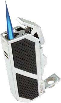 Vector Hybrid 2C w/ Punch Hi-Polish Chrome #CigarManor #cigarart #cigarlife #cigaroftheday #humidor #humidors