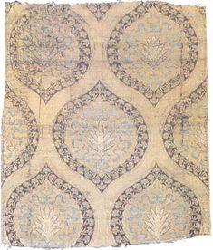 The Art of Turkish Textiles Textile Fabrics, Textile Patterns, Textile Prints, Textile Design, Print Patterns, Blue Crush, Fabric Ottoman, Fabric Wallpaper, A Boutique