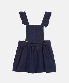 Corduroy dungarees dress Skirts Girl Kids (2-6 years) | LANIDOR.COM - Mobile Shop Online