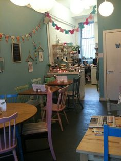 The Tearoom 13 Sept 2011 by Cushion & Cake, via Flickr