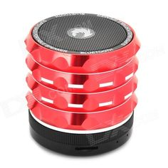 Compatible with all mobile digital devices with bluetooth; supports 32GB max. TF card; communication protocol: HS/HF/A2DP/AVRCP/OPP; with volume + / -, play / pause, previous / next key; can be charged on any powered USB device; audio format: MP3/WMA/WAV; battery: 500mAh 3.7V; charging: DC 5V 500-1000mA, 3~4 hours http://j.mp/1lky3B0