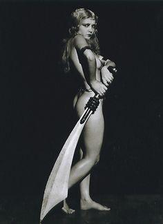 Ziegfeld Follies Girl.
