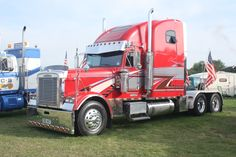 custom freightliner trucks - Google Search