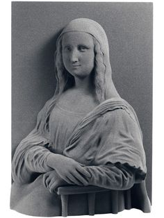 3D printings of famous artworks for the blind