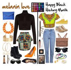 """melanin love"" by pervalot on Polyvore featuring Topshop, FAIR+true, BCBGMAXAZRIA, Zara, Steve Madden, New Balance, Puma, The Cambridge Satchel Company, J.Crew and Sterling Essentials"