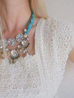 Large-Mixed-Lace-SUMMER-LOVE-Western-Tunic-Top-Dakota-Viola-Babydoll-Fashion