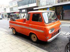Ford Econoline Pick Up Truck EFX201C. Doncaster. UK | Flickr - Photo Sharing!