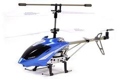 """UDI U6 Medium 3.5 Channel 11"""" RC Helicopter w/ Gyro - Blue"""