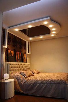 30 Modern Bedroom For Ending Your Home Improvement - Elegant Home Decor Bedroom Furniture Design, Home Room Design, Modern Bedroom Design, Bed Furniture Design, Bedroom False Ceiling Design, Luxurious Bedrooms, New Interior Design, Modern Bedroom, Ceiling Design Modern