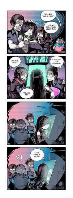 The Crawling City :: Episode 16 - Sunny Day Arcade (Part 4) | Tapas - image 1