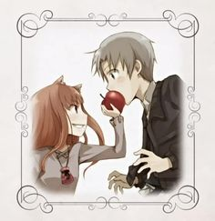 Spice and Wolf  http://www.funimation.com/spice-and-wolf