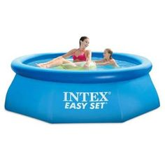 Intex x Easy Set Pool . Intex x Easy Set Pool. Cool, refreshing and simple to set up, thisIntex x Easy Set Pool will be a hit with the entire family! This Easy Set pool sets up quickly and easily, and you won't need any tools.