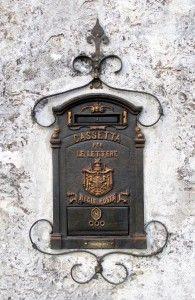 Skrzynka pocztowa 03 (pocztówka 10x15 cm)