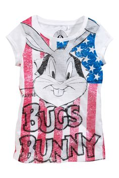 Buy Bugs Bunny T-Shirt (3-16yrs) from the Next UK online shop