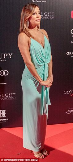 You won't believe where Eva Longoria got her outfit from! | Eva ...