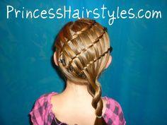 Kid hair style blogs!