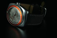 Vostok Amphibia 090 mod (Bezel & brushed SS)