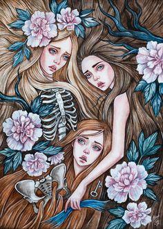 BlackFurya.deviantart.com | Wives of Bluebeard