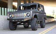 ICON Bronco - This is what happens when people take action #icon4x4 http://icon4x4.com/overview/br/models