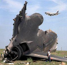Delta - Crash in Dallas, FLT 191 Lockheed L1011