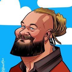 Wwe Bray Wyatt, Wwe World, Wwe Wallpapers, Wrestling Wwe, Professional Wrestling, Roman Reigns, Wwe Superstars, Photo And Video, Disney Characters