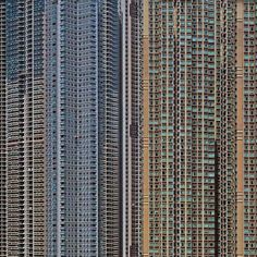 High-Rises In Hong Kong: Photography By Michael Wol