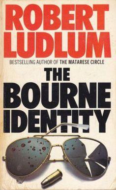 The Bourne Identity Book Cover