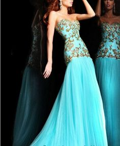 2013 New Long Mermaid Party Formal Evening Ball Prom Cocktail Dresses Wedding Gown