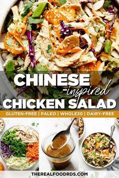 Carrot Recipes, Orange Recipes, Asian Recipes, Ethnic Recipes, Pea Recipes, Cabbage Recipes, Clean Eating Dinner, Clean Eating Recipes, Whole 30 Recipes