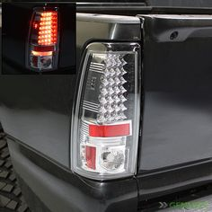 99 02 Silverado C k 1500 chevrolet Silverado GMC Suburban Yukon     For 03 06 Chevy Silverado GMC Sierra Full LED Tail Lights Lamp New Left