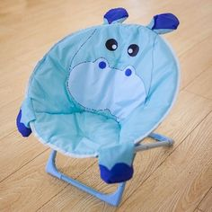Kids Padded Chair - Hippo                                                                                                                                                      More