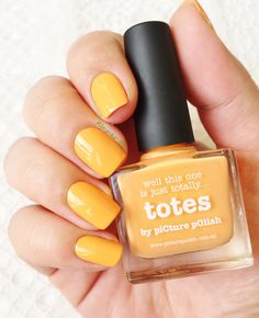 Picture Polish : Totes