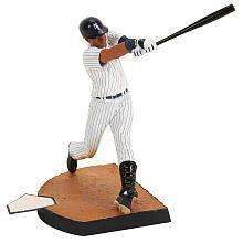 MLB Series 31 New York Yankees 7 inch Action Figure - Derek Jeter