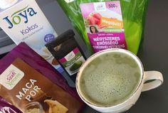 Matcha latte - NAGYON JÓ Matcha, Latte, Stevia, Paleo, Tableware, Jewel, Dinnerware, Tablewares
