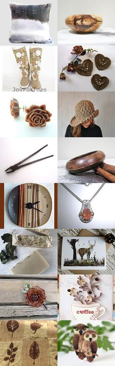 Earthly by Cristina on Etsy--Pinned with TreasuryPin.com